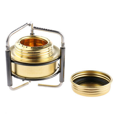 Outdoor Survival Camping Cooking Hiking Small Alcohol Burner Spirit Stove