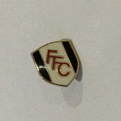 FULHAM Football Club Badge FC FFC VERY SMALL Enamel PIN STYLE 3 of 3 DIFFERENT!