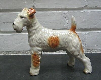 Airedale Terrier Dog Figurine
