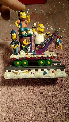 Simpsons Christmas Express Collection the bully Express Hamilton