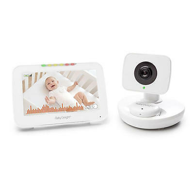 "Baby Delight Snuggle Nest 5""Movement and Positioning Video Monitor brand new"