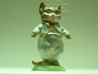 Royal Albert Beatrix Potter Figure Tom Kitten Frederick Warne And Co 1948