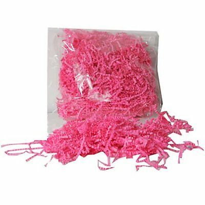 JAM Paper® Shred Tissue Paper Krinkeleen - 2 oz - Hot Pink - Sold Individually