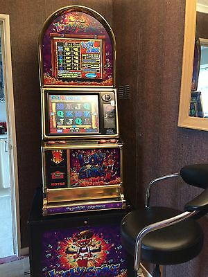 Barcrest Lucky Strike Fruit Machine