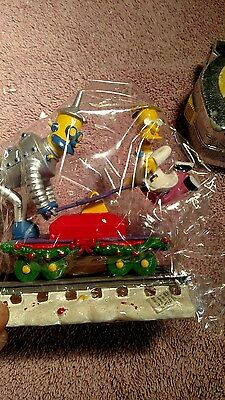 Simpsons Christmas Express Collection frink laboratories  hamilton