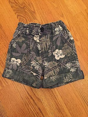 3-6 Boys Summer Shorts