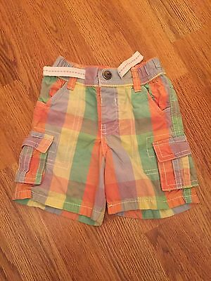 Boys 3-6 Summer Shorts