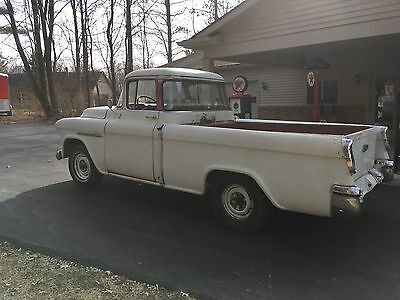 1955 Chevrolet Other Pickups Cameo 1955 Chevrolet Cameo Truck