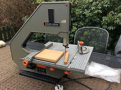 Black And Decker Bandsaw