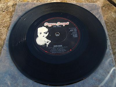 The Fall Oh Brother 7 inch vinyl VG / VG