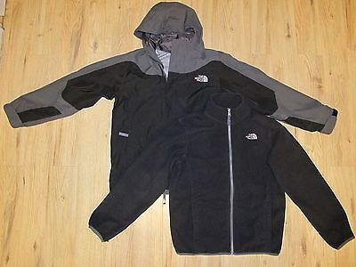 NEU,The North Face Jacke 3 in 1, Hyvent, Gr.158/L, NP 110,00