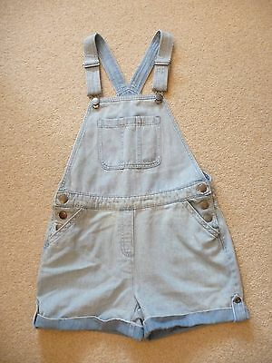Girls Next Short Dungarees Age 13 years Height 158 cms
