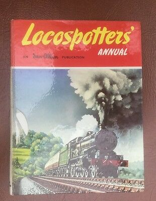Locospotters' Annual 1960 h/b Book by G. Freeman Allen