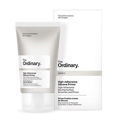 The Ordinary High Adherence Silicone Primer 30ml Foundation [PREORDER ONLY]