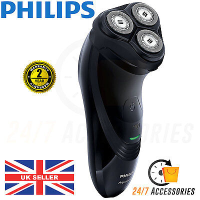 Philips AT899/06 AquaTouch Wet & Dry Electric Shaver with Pop-Up Trimmer 3 Heads