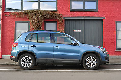 VW Tiguan 05/2016 bluemotion 2 l TDI TO pano trend & fun kit hiv jt alu ct ok