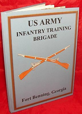 US Army 2007 Fort Benning GA 1ST Battalion 19th Infantry Co. D MILITARY YEARBOOK