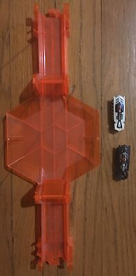 Hex Bug 25 Piece Track Lot And 2 Nano Hex Bugs