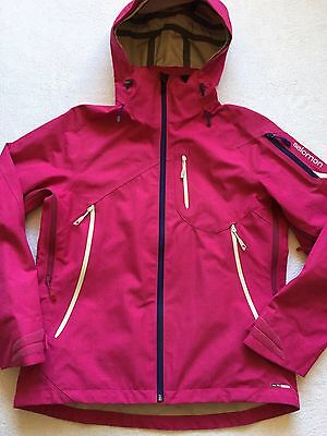 Salomon Sideways Womens Ski Snowboard Jacket Ladies Winter Snow Coat 20K RRP£320