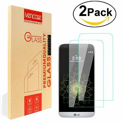 2-PACK LG G3 Screen Protector Ultra-Thin Premium Tempered Glass