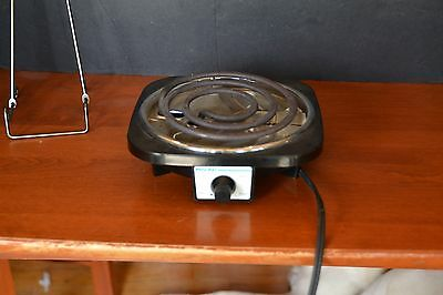 Rival mfg co Single Burner Hot plate Model 504