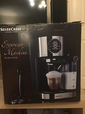 Espresso Coffee Machine With Automatic Milk Frother