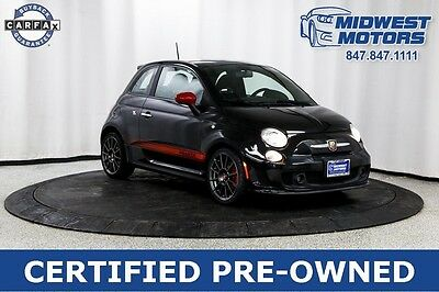2013 Fiat 500  2013 Fiat 500 Abarth Certified Pre-Owned