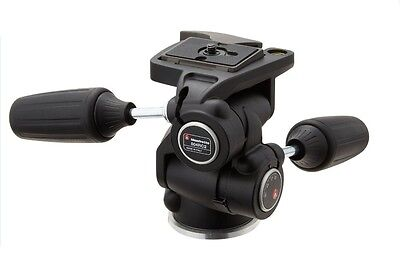 Manfrotto 804RC2 Basic Pan Tilt Head with Quick Release Plate 200PL-14