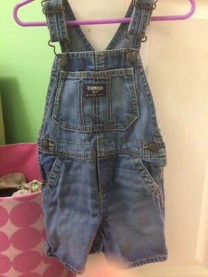 Toddler Girls Overalls  24 Mo