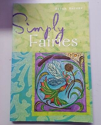Simply® Fairies Book by Ralph Harvey 9781402744884