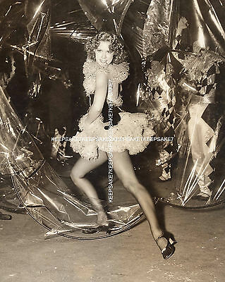 Actress/dancer Eleanor Powell Beautiful And Leggy In A Short Costume Photo A-Ep3