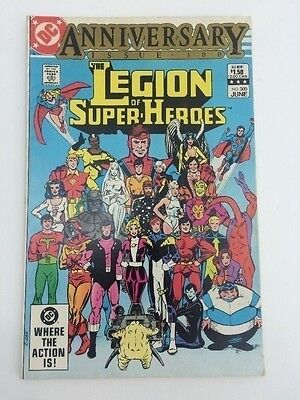 The Legion of Super-Heroes #300 June 1983 Anniversary Issue 300th