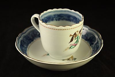 Mottahedeh China Washington Cincinnati Service Winterthur Tea-Cup & Saucer Bowl