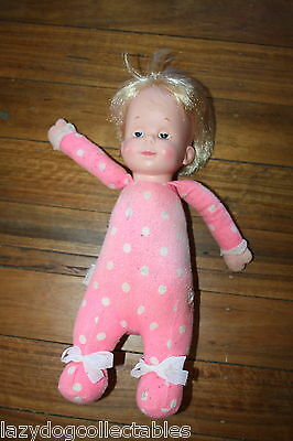 Mattel Baby Drowsy Doll Vintage  Doll