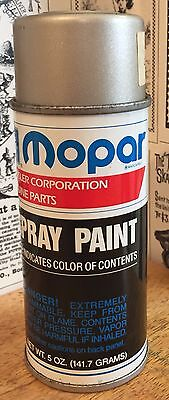 Vintage Mopar Spray Paint Can - Chrysler - Champagne - Gas & Oil Advertising