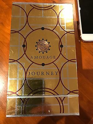 AMOUAGE - JOURNEY MAN - 100ml. - Brand New In Sealed Box - $250 Include shipping