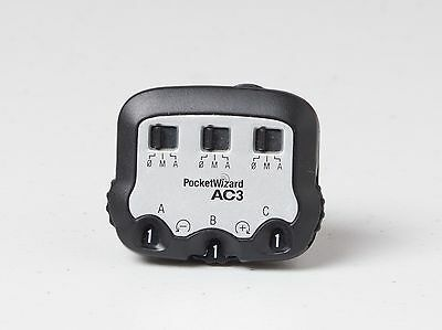 POCKETWIZARD AC3 Zone controller w/ Control TTL for Canon dslr body