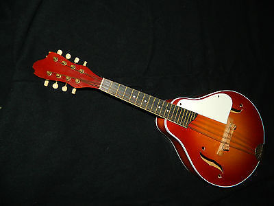 Grandmothers Vintage Mandolin,Beautiful Wood and Sound,Deluxe Keys,L 7616-8453
