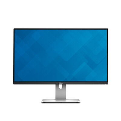 "NEW Dell Ultrasharp 27"" Monitor U2715H 16:9 Widescreen HDMI DisplayPort USB3.0"