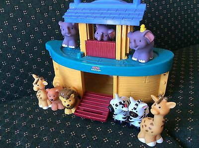 Fisher price Noah's ark set. Excellent condition.