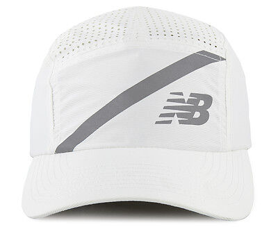 New Balance Accelerate Cap - White
