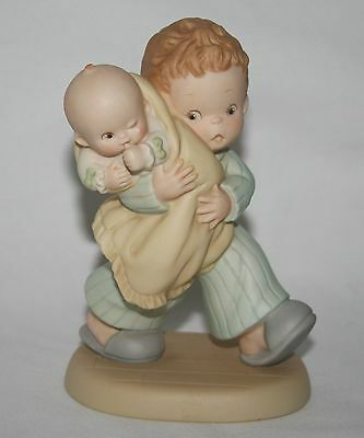 """Memories Of Yesterday 1992  """"The Future - God Bless 'Em"""" Figurine  #524719 -MIB-"""