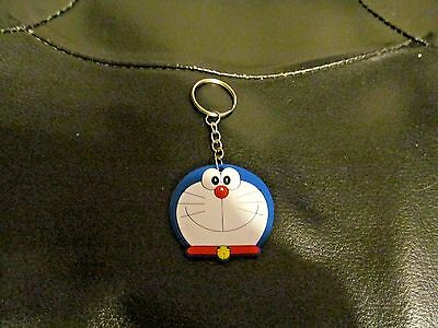 Doraemon Rubber One Sided Keychains  (NEW)