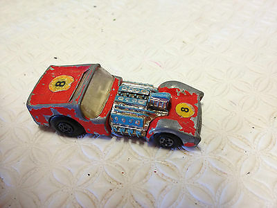 Vintage Matchbox Car From 70's Collectable