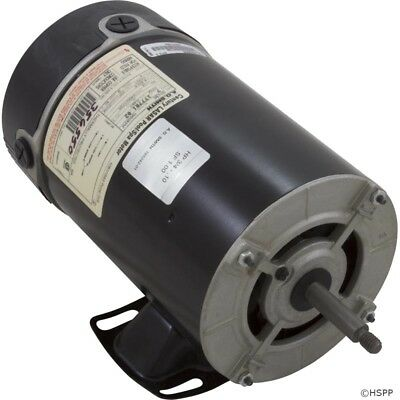 Motor, Pentair, 0.75hp, 115v, 2-Spd, 48 Frame, w/ Switch