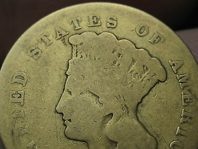 1861 $3 Gold Indian Princess Three Dollar Coin- Extremely Rare! 5959 Mintage