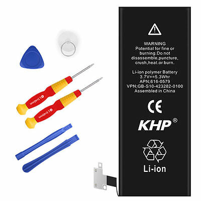 REPLACEMENT BATTERY FOR APPLE IPHONE4s/ 5s/5c/6/6s/6Plus/6sPlus + Tools