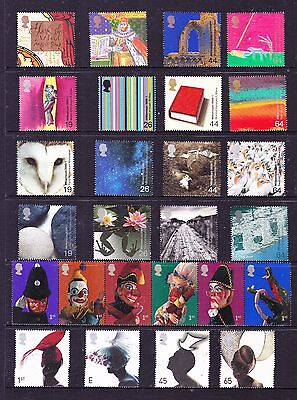 Great Britain stamps - 46 MUH