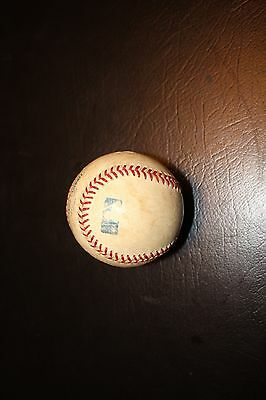 Authentic Official Rawlings Major League Baseball MLB Game Ball