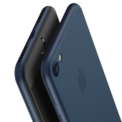 Luxury 0.18mm Ultra-thin Matte Translucent Soft Case Cover For iPhone 7 7Plus